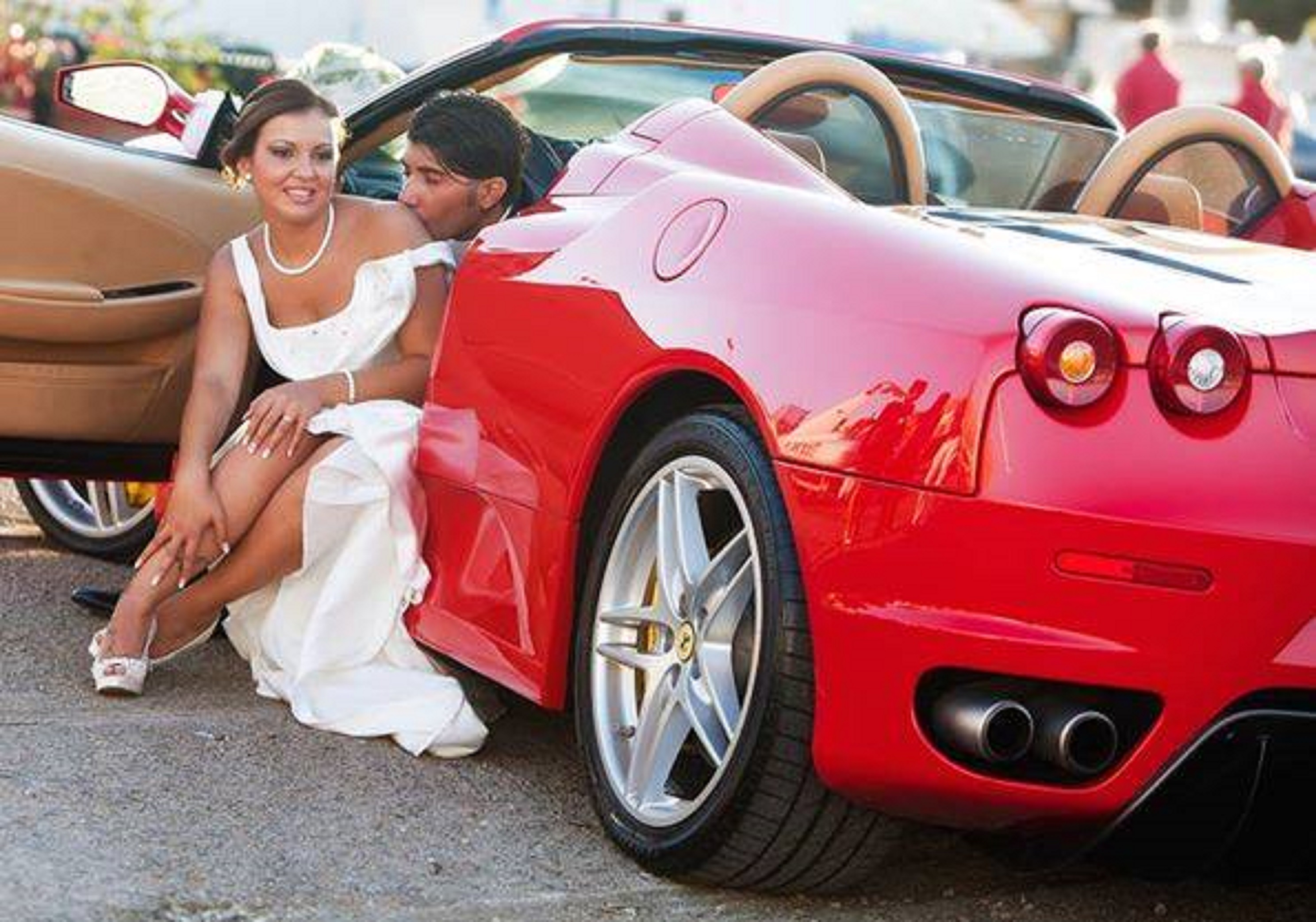 autonoleggio matrimonio napoli